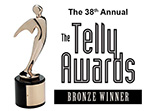 38th Annual Telly Awards - Bronze winner